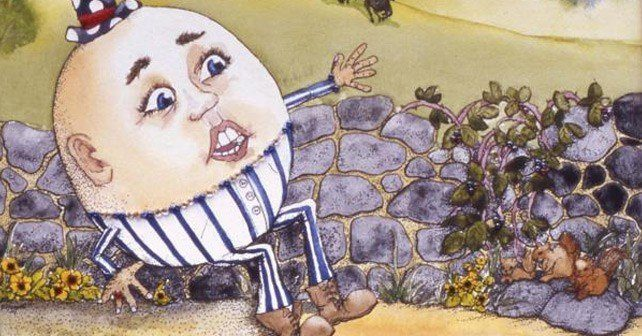 Was Humpty Dumpty an Egg?