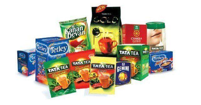 Different Tea Brands