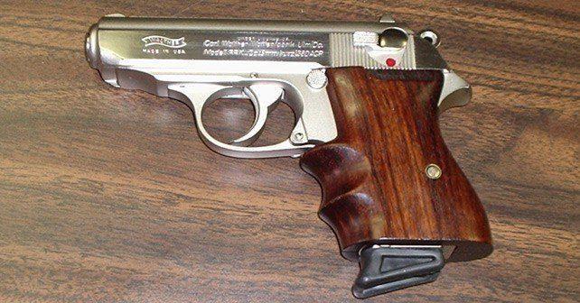 380 Caliber Handgun