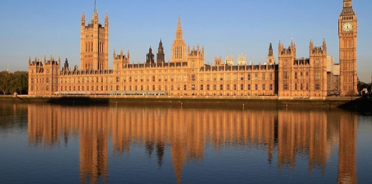 The House of Parliaments in London