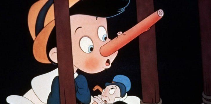 Pinocchio's Paradox origins.
