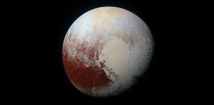 Pluto Facts