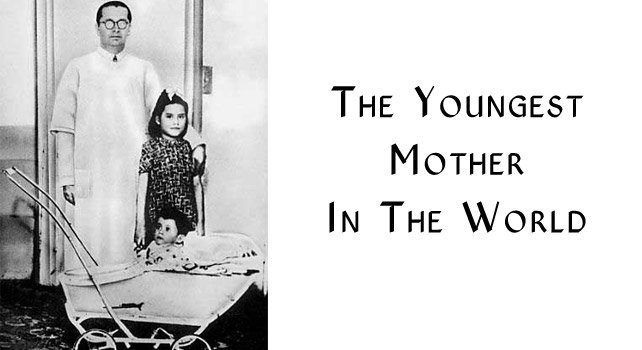 Youngest Mother In the...