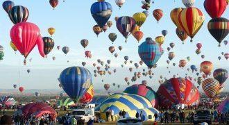 Beautiful Hot Air Balloons