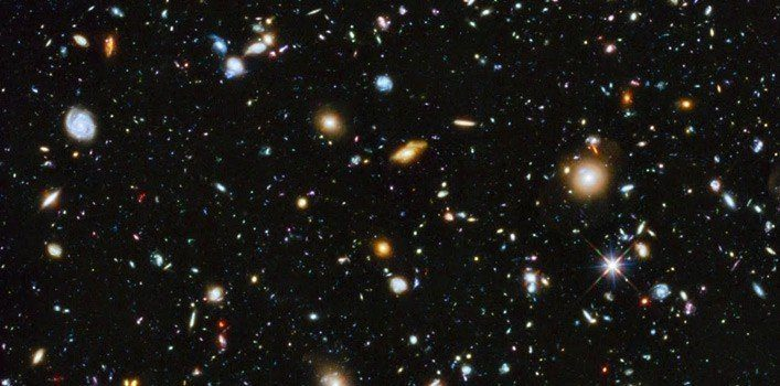 The Hubble 'Ultra Deep Field' in 3D | The Fact Site