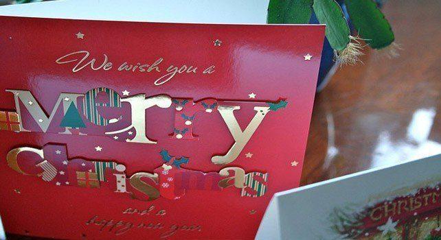 Why Do We Send Christmas Cards?