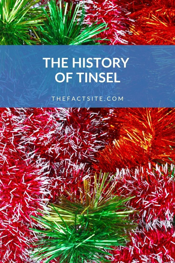 The History Of Tinsel