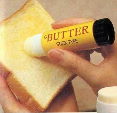 Butter Pritt Stick