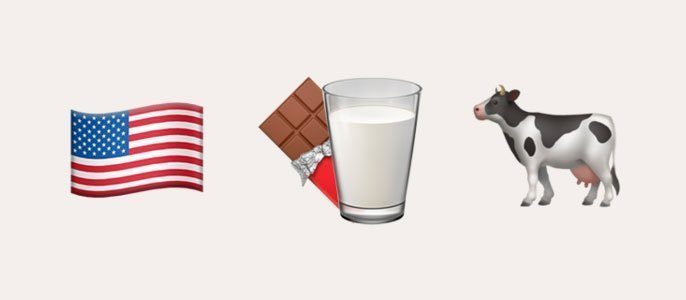 7% of American adults believe that chocolate milk comes from brown cows.