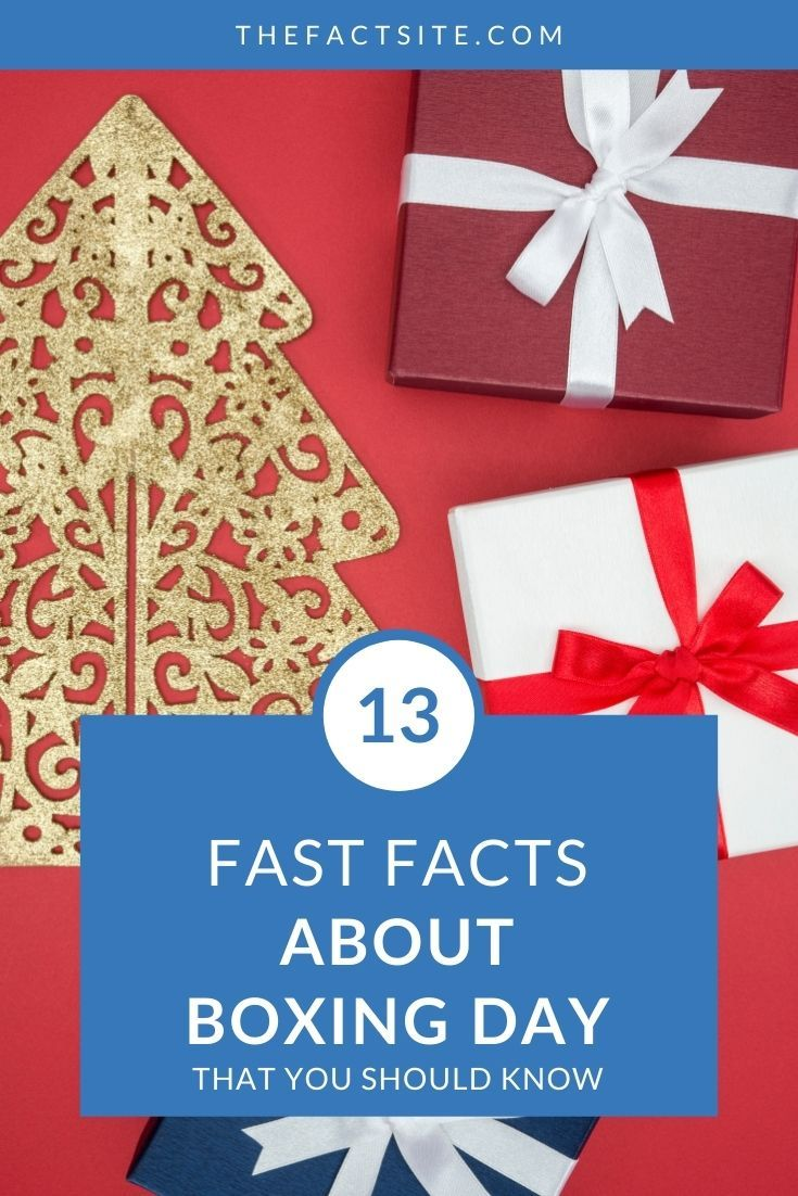 13 Fast Facts About Boxing Day