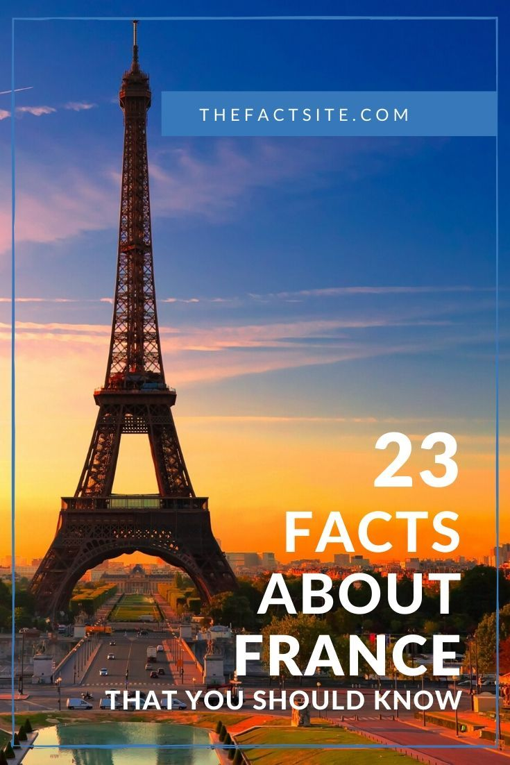 23 Fun Facts About France
