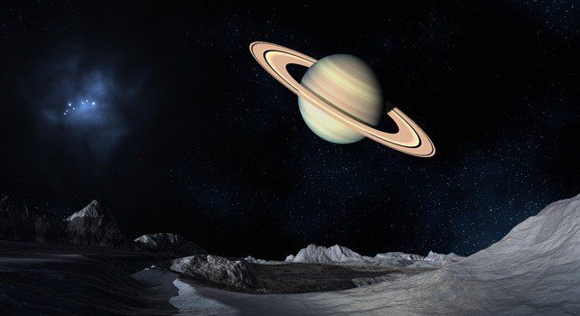 Fun facts about Saturn