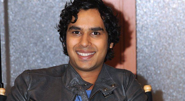 celebrity bang theory star kunal nayyar weds india photos