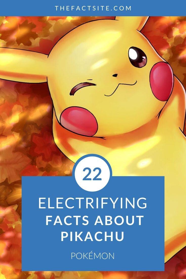22 Electric Facts About Pikachu | Pokémon