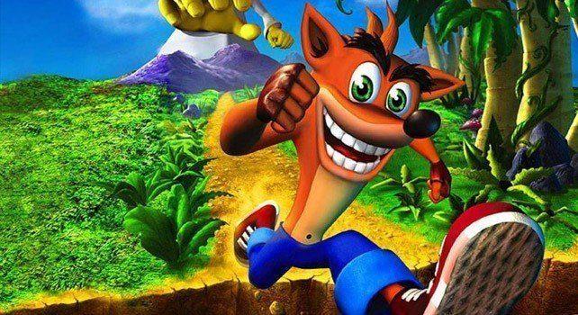 Crash Bandicoot Facts