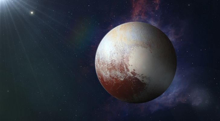 Some think Pluto was a moon of Neptune