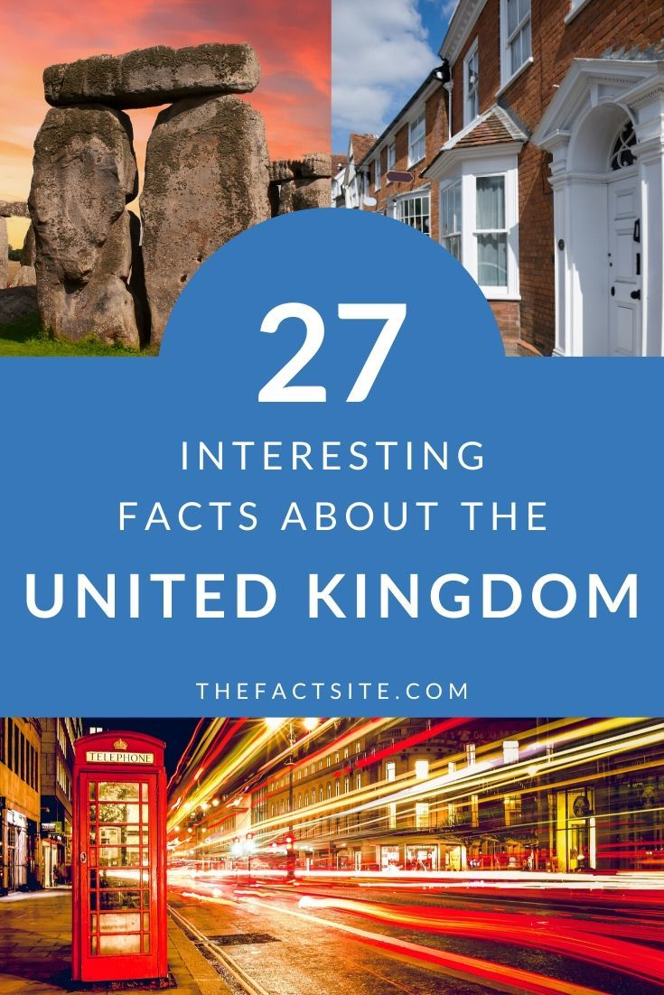 27 Interesting Facts About the United Kingdom