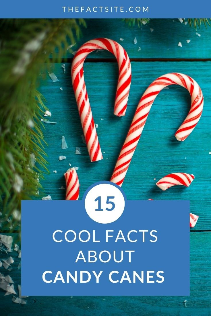 15 Cool Facts About Candy Canes