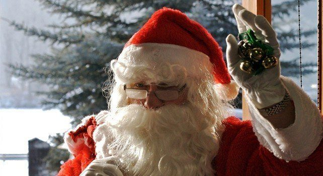 Father Christmas Facts