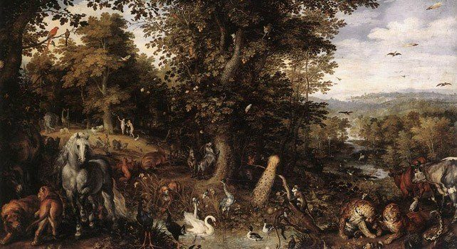 Facts About The Garden Of Eden The Fact Site