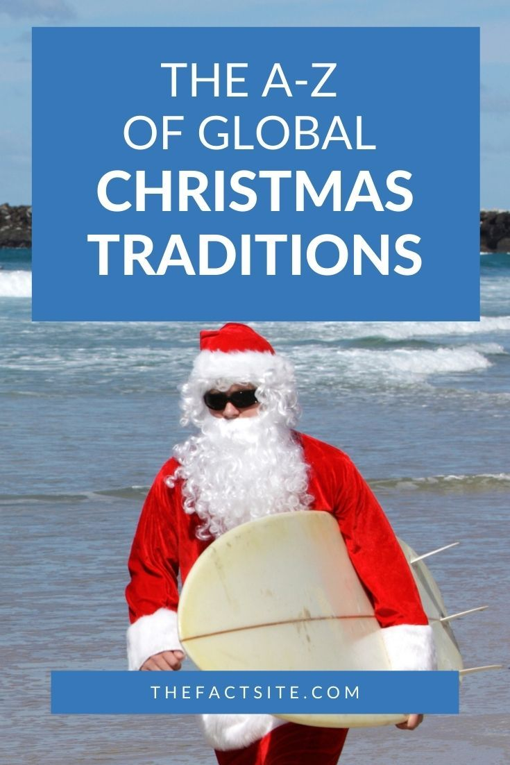 The A-Z of Global Christmas Traditions