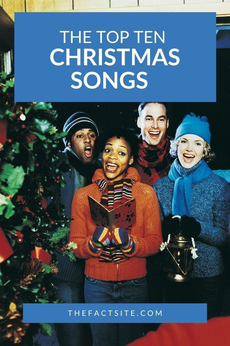 The Top Ten Christmas Songs