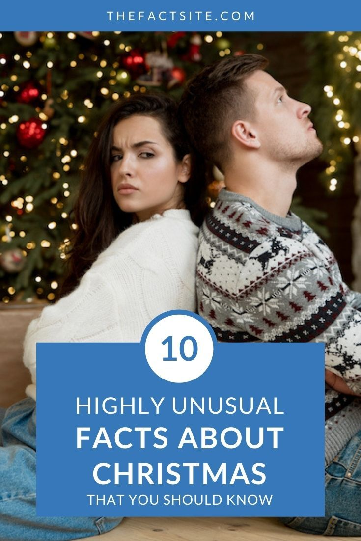 10 Highly Unusual Facts About Christmas