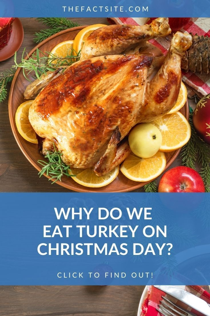 Why Do We Eat Turkey on Christmas Day?