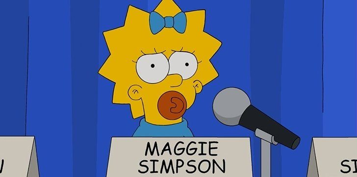 Maggie's full name is Margaret Simpson