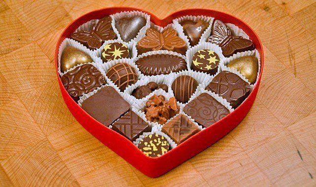 Why Do We Give Chocolate On Valentines Day The Fact Site