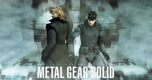 Metal Gear Solid Facts