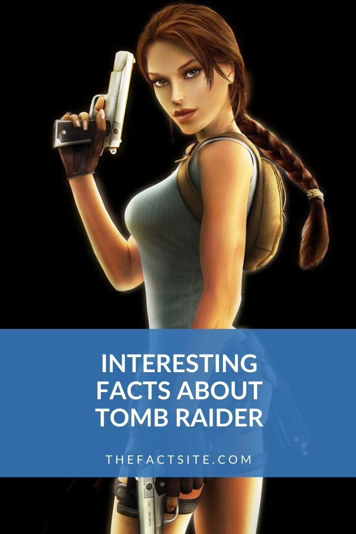 Interesting Facts About Tomb Raider