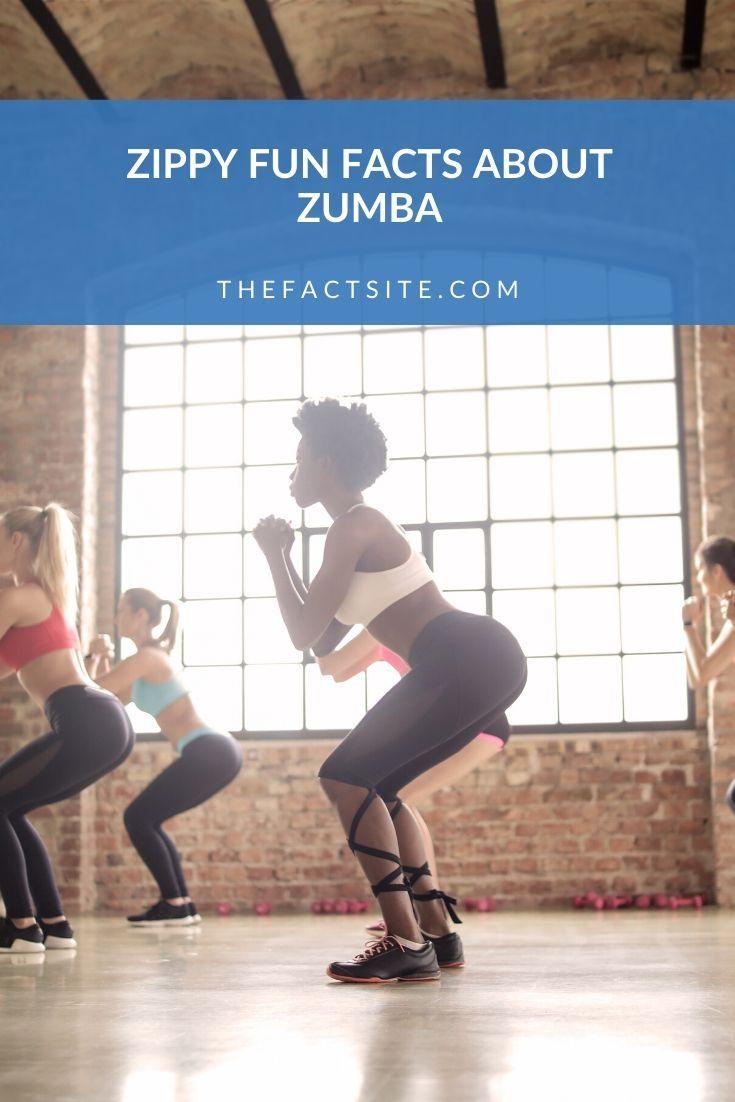 Zippy Fun Facts About Zumba