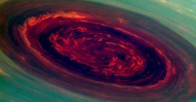 Facts About The Saturn Hurricane