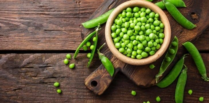 Facts About Green Peas