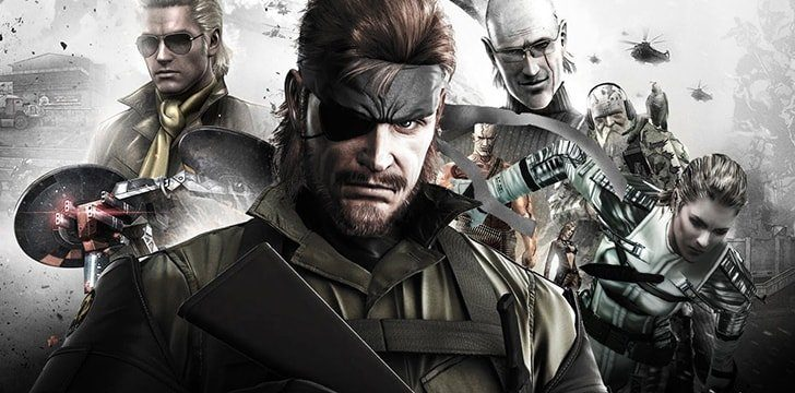 "Metal Gear Solid doesn't have a solid ""fourth wall."""
