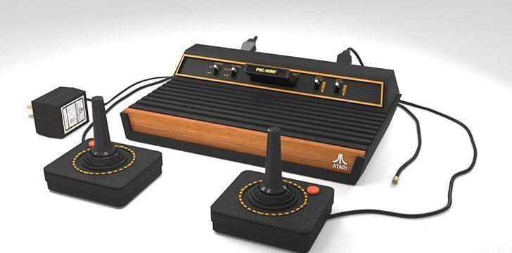 Atari 2600 on the Market