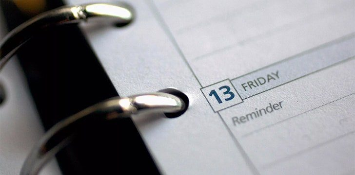 Friday the 13th Hurts Businesses
