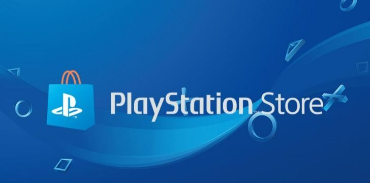A screenshot of the PlayStation Store.