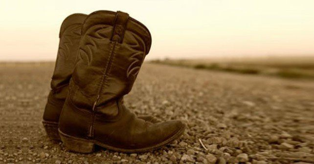 History of Cowboy Boots | The Fact Site