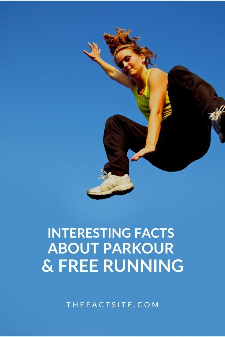 Interesting Facts About Parkour & Free Running