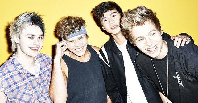 250 Facts About 5 Seconds of Summer | The Fact Site