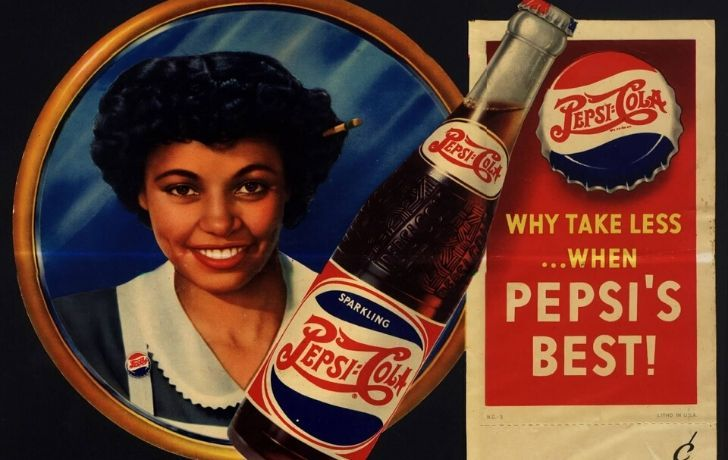 Pepsi marketing campaign targeting black people
