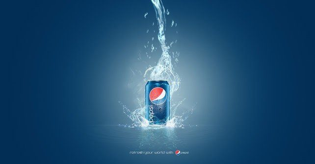 Refresh Your World with Pepsi