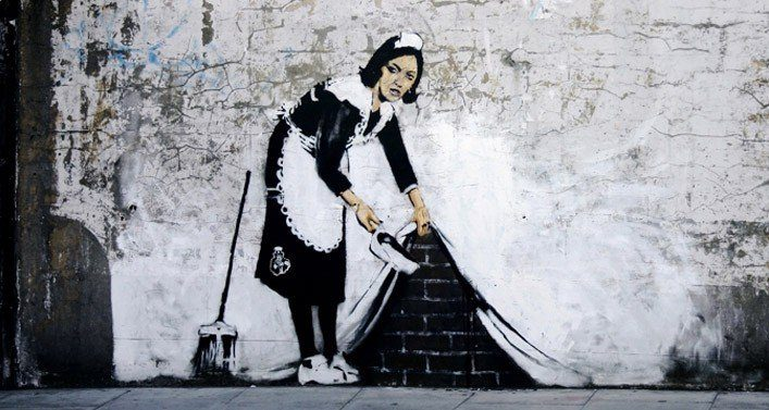 Facts about Banksy