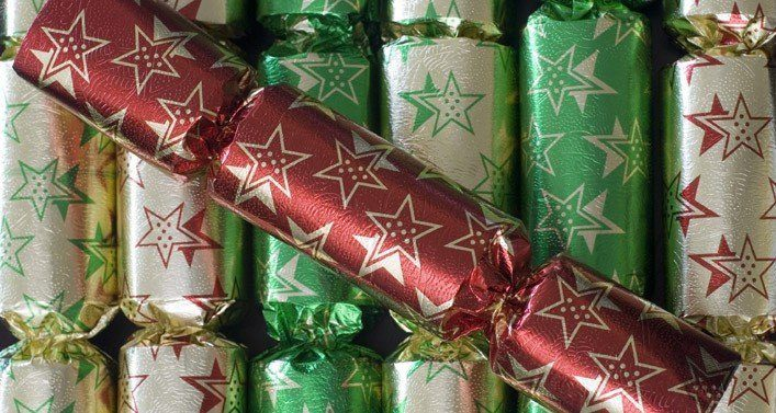 The History of Christmas Crackers | The Fact Site