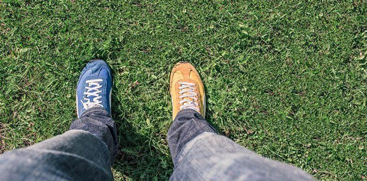 Two Different Colored Shoes Day Origins