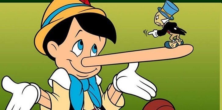 Pinocchio's Paradox | The Fact Site