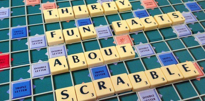 30 Fun Facts About Scrabble