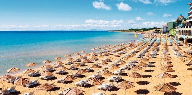Get your daily amount of vitamin D in just ten minutes at the beach.